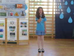 Prawie wszystko o wodzie - projekt edukacyjny