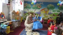 Bal w przedszkolu