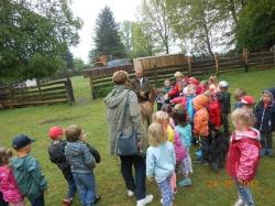Wycieczka do Leśnej Osady Edukacyjnej w Kole