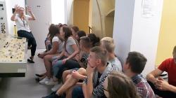 Giganci Mocy - wycieczka kl. III A do Bełchatowa
